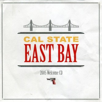 Cal State East Bay 2005 Welcome CD