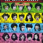 Rolling Stones Some Girls Album